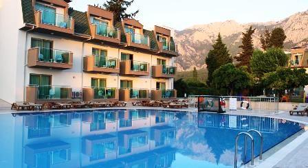 تصویر هتل باتونت گاردن آنتالیا