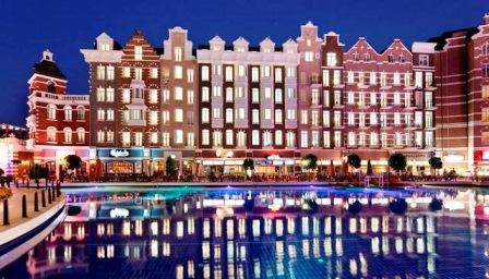 تصویر هتل اورنج کانتی آنتالیا
