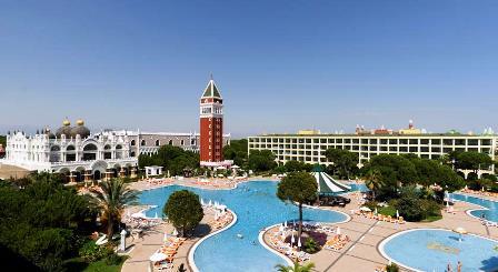 تصویر هتل ونیزیا پالاس آنتالیا