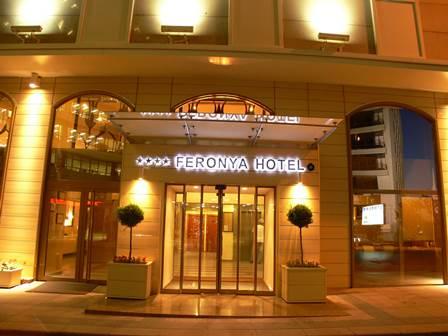 Image result for هتل فرونیا استانبول
