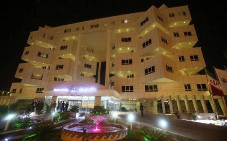 تصوير هتل ايران كيش