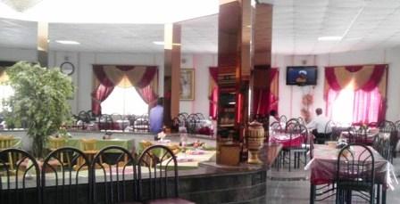 تصویر هتل سیمرغ کیش